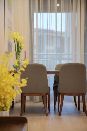 现代 新中式 混搭 全案设计 鹏友百年 重庆家装 餐厅图片来自鹏友百年装饰在享受的就是这种禅意生活的分享