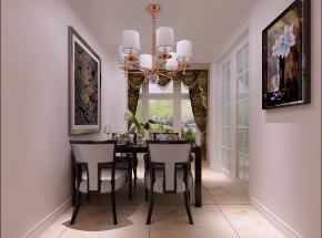 餐厅图片来自装家美在保利壹号公馆156平米现代风格的分享