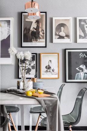 万科 鹏友百年 全包 全案设计 餐厅图片来自鹏友百年装饰在冰箱放玄关,灰白卧室太好看了的分享