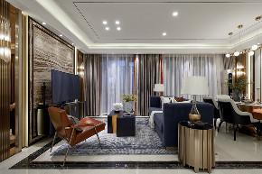 简约 旧房改造 80后 小资 客厅图片来自北京今朝装饰在富力悦居的分享