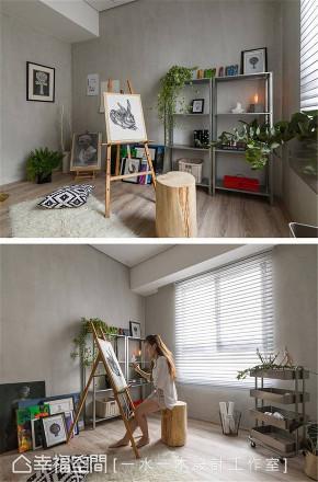 装修设计 装修完成 现代风格 其他图片来自幸福空间在63平,品味轻生活 形塑画家公寓的分享