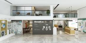 工装 展厅 装饰 其他图片来自夏空间营造在夏•空间营造 | 荆州大金展厅的分享