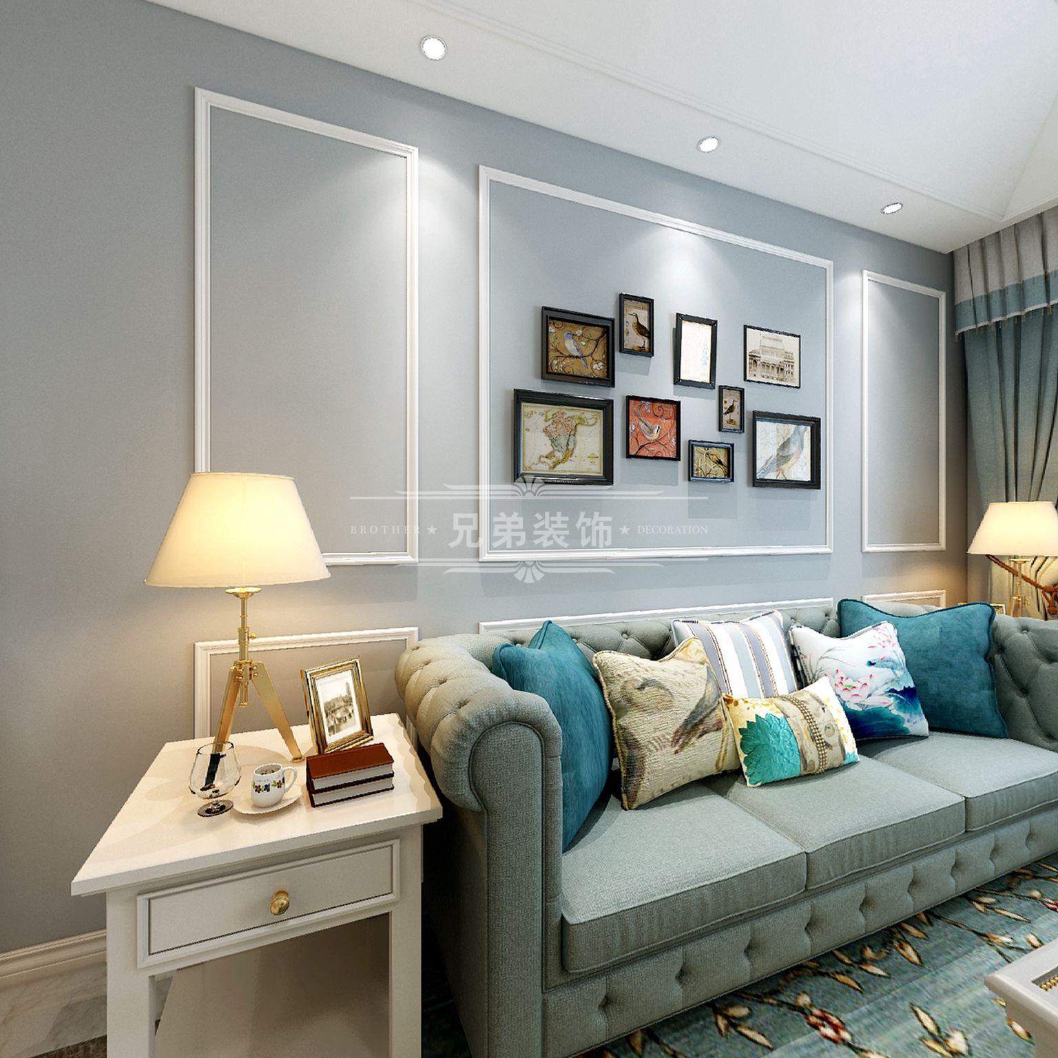 现代 装修设计 客厅图片来自重庆兄弟装饰黄妃在重庆龙湖开元装修设计的分享
