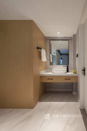 简约 二居 卫生间图片来自大墅尚品-由伟壮设计在纯享:文艺女青年的精神堡垒的分享