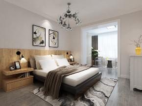 三居 收纳 旧房改造 小资 80后 卧室图片来自北京今朝装饰在昌平蓬莱公寓的分享