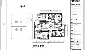 三居 收纳 旧房改造 小资 80后 户型图图片来自北京今朝装饰在昌平蓬莱公寓的分享