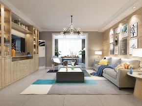 三居 收纳 旧房改造 小资 80后 客厅图片来自北京今朝装饰在昌平蓬莱公寓的分享