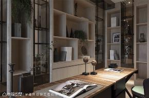 装修设计 装修完成 现代风格 书房图片来自幸福空间在149平, 精品工艺唯美宅的分享