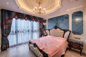 欧式 白领 未来家 客厅 大户型 卧室图片来自兄弟装饰-蒋林明在融创白象街装修|155平大户型设计的分享