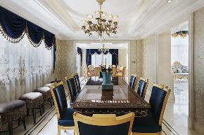 餐厅图片来自重庆兄弟装饰黄妃在龙湖两江新宸独栋别墅装修的分享