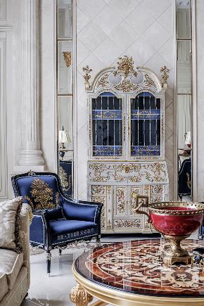 客厅图片来自重庆兄弟装饰黄妃在龙湖两江新宸独栋别墅装修的分享