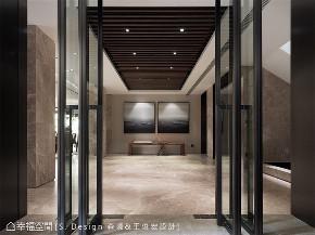 装修设计 装修完成 别墅 奢华风格 玄关图片来自幸福空间在1089平,淬炼光域 凝铸非凡之家的分享