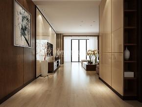 后现代风格 二居 80后 小资 白领 玄关图片来自西安城市人家装饰王凯在后现代心无拘束,让空间回溯的分享