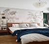 舒适与洒脱 100平时尚美式3居室