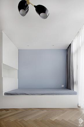 三居 收纳 旧房改造 80后 简约 北欧 久栖设计 室内设计 阳台图片来自久栖设计在久栖设计丨北京花市枣苑丨光年的分享