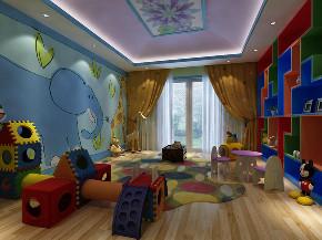 儿童房图片来自业之峰装饰旗舰店在含蕴古香的分享