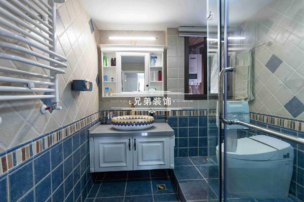 卫生间实景装修设计参考图