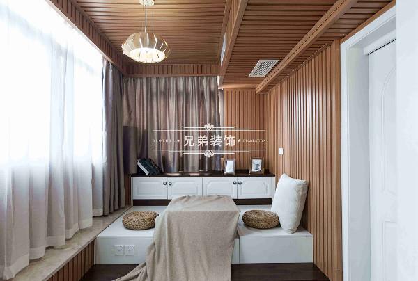卧室榻榻米实景装修设计参考图