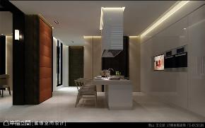 装修设计 装修完成 现代风格 厨房图片来自幸福空间在1650平, 雕塑器阔豪宅的分享