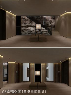 装修设计 装修完成 现代风格 楼梯图片来自幸福空间在1650平, 雕塑器阔豪宅的分享