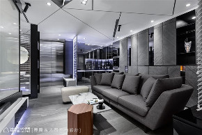 装修设计 装修完成 前卫风格 厨房图片来自幸福空间在53平,科技与机能融合的时尚宅的分享