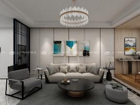 现代简约 现代 时尚 白领 小资 收纳 混搭 未来家 定制家 客厅图片来自二十四城装饰(集团)昆明公司在恒泰滇池名门  现代简约的分享