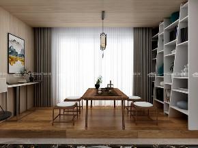 现代简约 现代 时尚 白领 小资 收纳 混搭 未来家 定制家 书房图片来自二十四城装饰(集团)昆明公司在恒泰滇池名门  现代简约的分享