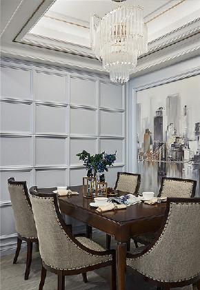 餐厅图片来自家装大管家在春暖花开 112平美式温馨时尚3居的分享