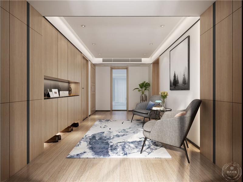卧室图片来自深圳浩天装饰在博海名苑400㎡现代极简风格的分享