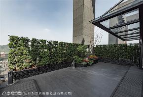 装修设计 装修完成 奢华风格 阳台图片来自幸福空间在198平,高楼层景观绝美豪宅的分享