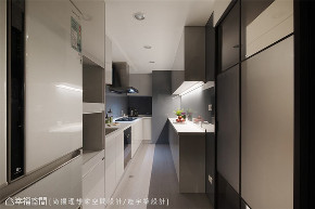 装修设计 装修完成 休闲多元风 厨房图片来自幸福空间在109平,老屋翻新  纵享乐龄生活的分享