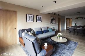 装修设计 装修完成 休闲多元风 客厅图片来自幸福空间在109平,老屋翻新  纵享乐龄生活的分享