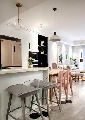 欧式 三居 旧房改造 小资 80后 厨房图片来自北京今朝装饰在做梦都想要的家! 的分享