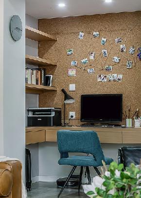 阳台图片来自家装大管家在处处精彩 130平现代北欧时尚3居的分享
