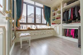 别墅 法式 装修风格 书房图片来自俏业家装饰在法蓝西庄邸别墅|法式风格装修的分享