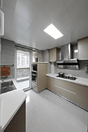 厨房图片来自家装大管家在宁静淡然 139平台式简约混搭3居的分享