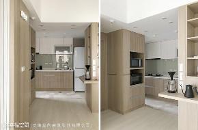 装修设计 装修完成 现代风格 厨房图片来自幸福空间在53平,男子专属的简单生活的分享
