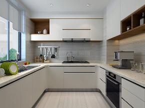 北欧 紫薇东进 四居 西安装修 装修公司 厨房图片来自西安城市人家装饰王凯在北欧风自由空间,精致生活的分享