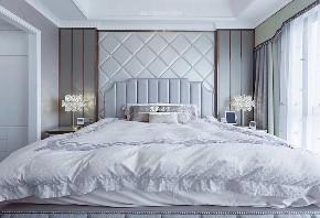 白领 客厅 简约 大户型 兄弟装饰 卧室图片来自兄弟装饰-蒋林明在兄弟装饰 融创白象街装修设计的分享