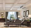 在造型设计上既要突出凸感,又要有优美的弧线,而简美风格既保留了古典美式的典雅与豪华,又更适应现代生活的休闲与舒适。