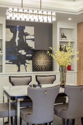 现代 居家装修 设计 餐厅图片来自重庆兄弟装饰黄妃在148平米金科公园王府装修的分享