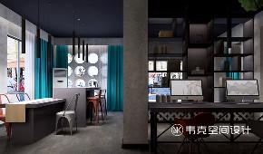 客厅图片来自韦克空间设计在小而美的创业型办公室设计的分享