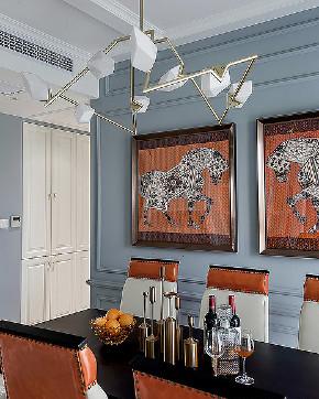 厨房图片来自家装大管家在去繁从简 140平现代雅致舒适3居的分享