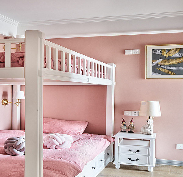 儿童房空间