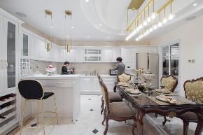 简约 欧式 混搭 别墅 收纳 80后 小资 厨房图片来自林上淮·圣奇凯尚装饰在爱家有故事·轻奢新贵的分享