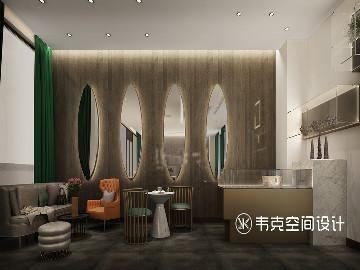 珠宝店设计让空间更加自在与灵动