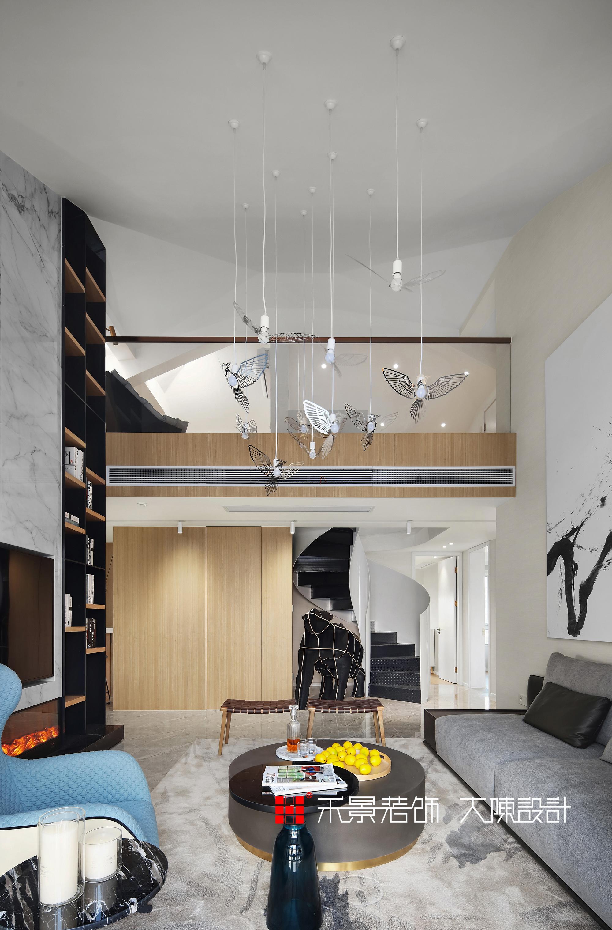 因原空间是坡年龄,有限屋面户型,设计师拆除了室内设计师能干到多大层高图片