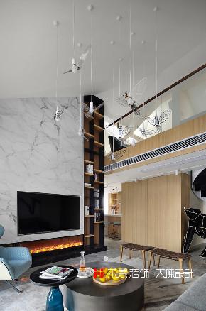 三居 收纳 客厅图片来自禾景大陈设计在160㎡美宅,实景比效果图更赞的分享