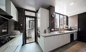 厨房图片来自家装大管家在典雅时尚 146平新中式格调3居室的分享