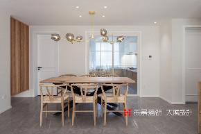 欧式 三居 白领 餐厅图片来自禾景大陈设计在与爱人共度锦绣芳华的分享